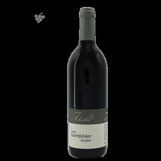 Wein aus Regent in trocken