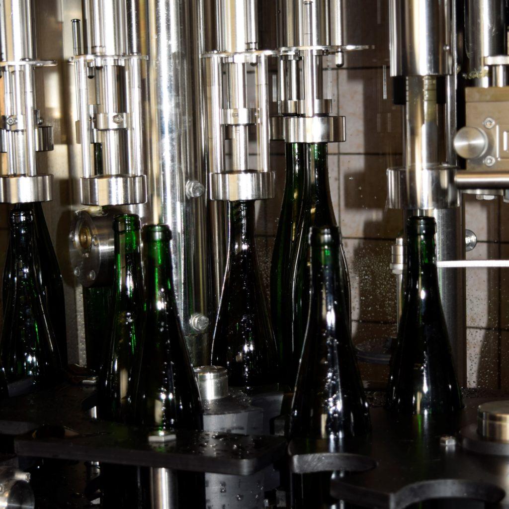 Vom Weinberg bis in die Flasche kommt im Moselweingut Schedler alles aus einer Hand.