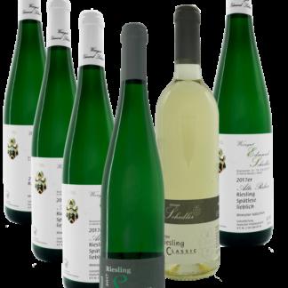 Weinpaket Riesling-Liebe