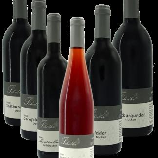 Weinpaket Rotwein