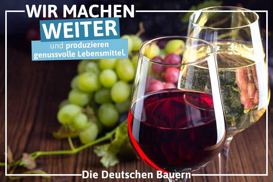 Wir machen Weiter - die deutschen Bauern