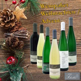 Weinpaket Weihnachten / Advent von der Mosel