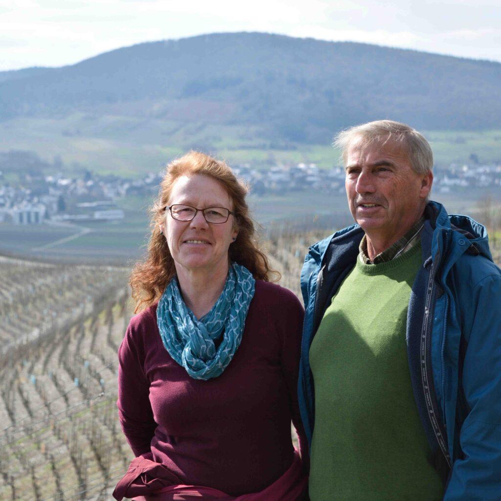 Die Familie hinter dem Weingut
