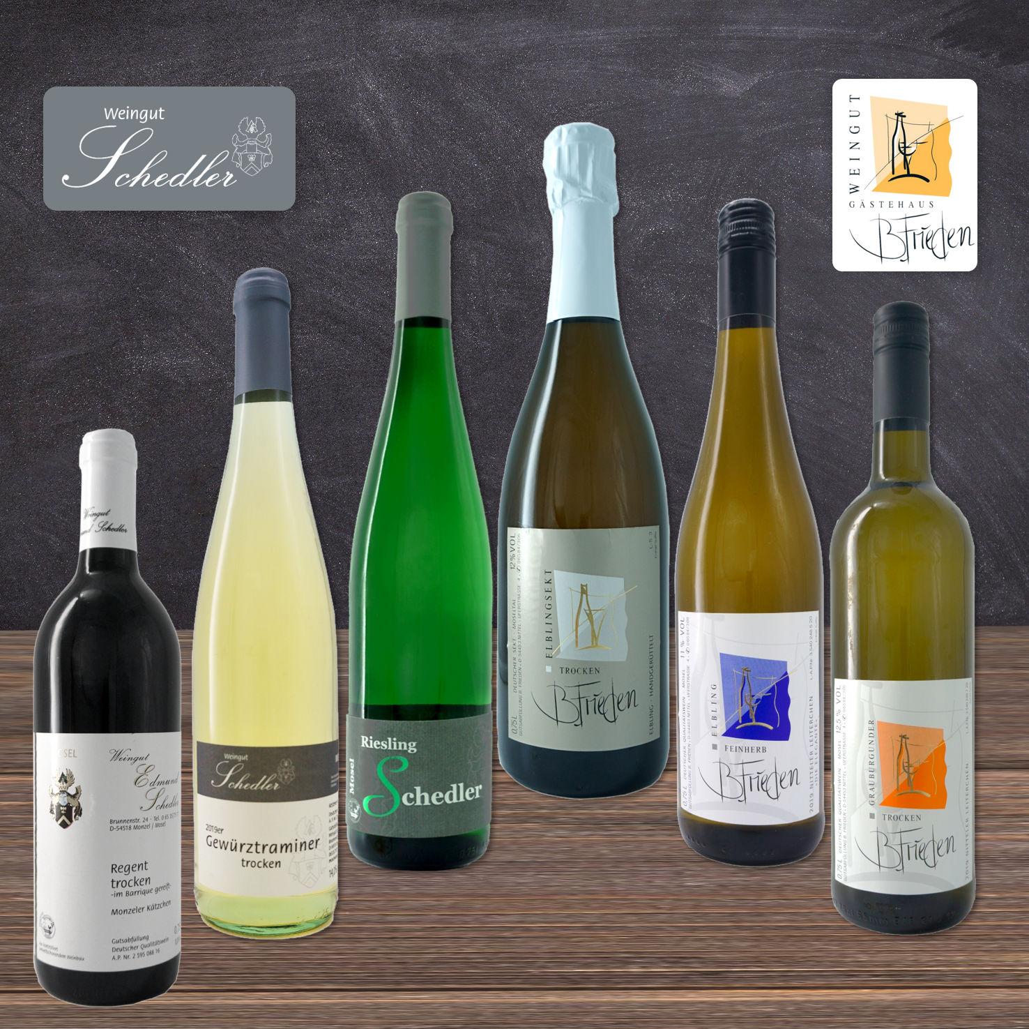 Silvester-Weinpaket