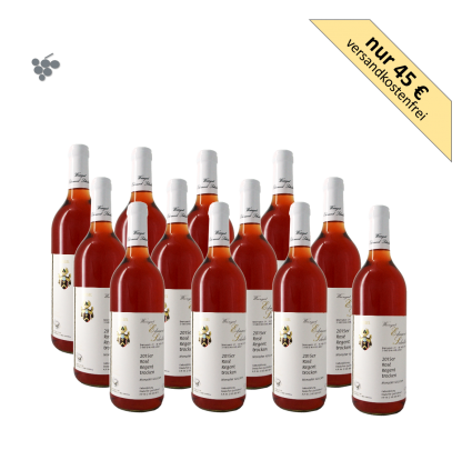 Kombipaket Regent Rosé trocken